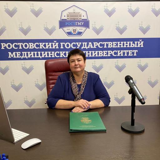 Наталия Германовна Сапронова