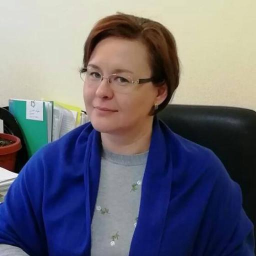 Ольга Николаевна Тропина